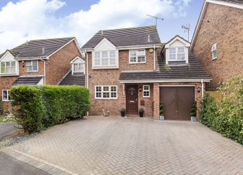 Thumbnail 4 bedroom detached house for sale in Lower Earley, Nr. Reading, Berkshire