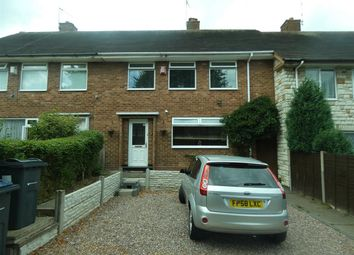 Thumbnail 3 bed terraced house to rent in Packwood Road, Sheldon, Birmingham