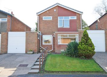 Thumbnail 3 bed link-detached house for sale in Barrule Close, Appleton, Warrington