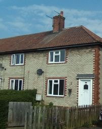 Thumbnail 2 bed end terrace house to rent in Cheviot Crescent, Billingham