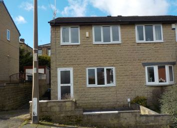 Thumbnail 3 bed semi-detached house to rent in Pynate Road, Carlinghow, Batley