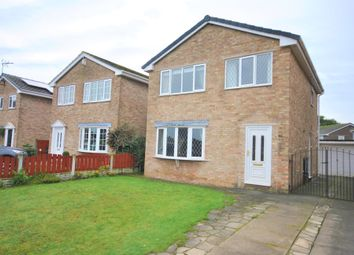 Thumbnail 3 bed detached house for sale in Thorncliffe Gardens, Auckley, Doncaster