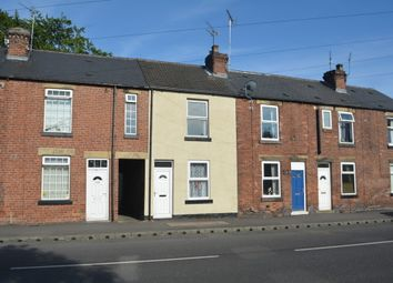 Thumbnail 2 bed terraced house for sale in Station Road, Chapeltown, Sheffield