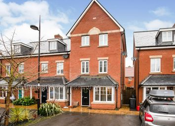 Thumbnail 4 bed town house for sale in Houghton Way, Hellingly, Hailsham