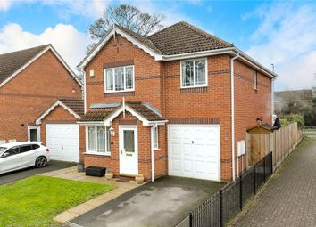 Thumbnail 4 bed detached house for sale in Peterborough Way, Sleaford, Lincolnshire