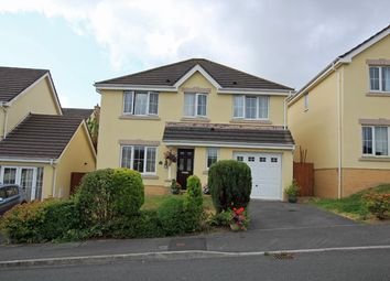 Thumbnail Detached house for sale in Maes Y Wennol, Pentremeurig Road, Carmarthen, Carmarthenshire