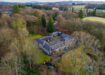 Thumbnail 5 bed detached house for sale in Rumbling Bridge, Kinross