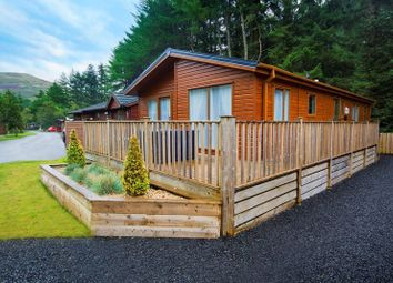 Thumbnail 2 bed lodge for sale in Glendevon Country Park, Clackmannan