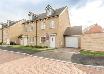 Thumbnail 3 bed semi-detached house for sale in 15 Storksbill Lane, Southmoor, Abingdon, Oxon