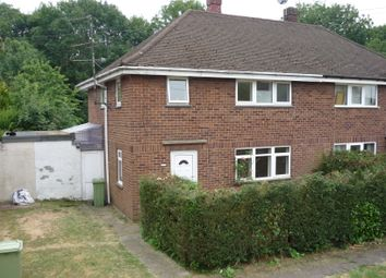 Thumbnail 3 bed end terrace house to rent in Newton Road, Bletchley, Milton Keynes