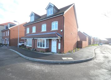 Thumbnail 3 bedroom semi-detached house for sale in Forest Road, Woodley, Reading