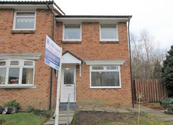 Thumbnail 2 bedroom end terrace house for sale in High Burnside Avenue, Coatbridge