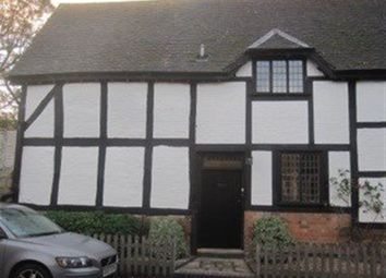 Thumbnail 1 bed maisonette to rent in Bridge End, Warwick