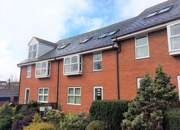 Thumbnail 2 bedroom flat for sale in Meadows Crescent, Streamers Meadows, Honiton