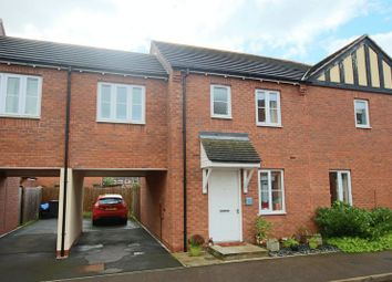 Thumbnail 3 bed town house for sale in Red Barn Road, Market Drayton
