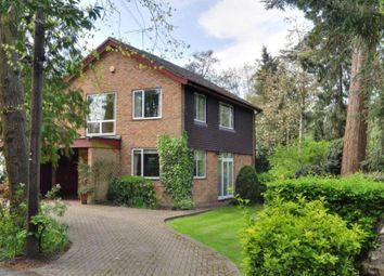 Thumbnail 4 bed detached house to rent in Old Hall Drive, Pinner, Middlesex