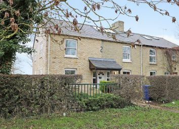 Thumbnail 4 bed semi-detached house for sale in Bar Road, Longstanton, Cambridge