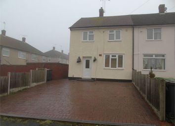 Thumbnail 2 bedroom semi-detached house for sale in Armson Road, Exhall, Coventry