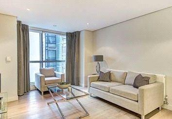 Thumbnail 2 bedroom flat to rent in 4B Merchant Square, Paddington