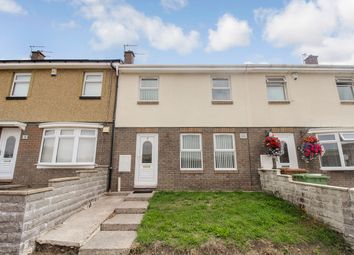 Thumbnail 3 bed terraced house for sale in Jenkins Row, Rhymney, Tredegar