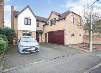 Thumbnail 5 bedroom detached house for sale in Surrey Close, Burbage, Hinckley