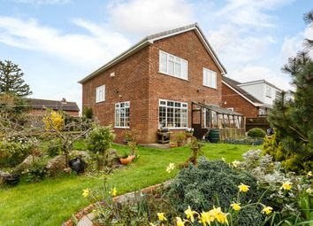 Thumbnail 4 bedroom detached house for sale in Hill View, York, North Yorkshire