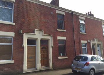 Thumbnail 2 bedroom terraced house for sale in Selborne Street, Preston