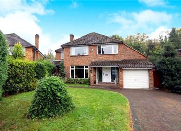 Thumbnail 4 bedroom detached house for sale in Denewood Close, Watford