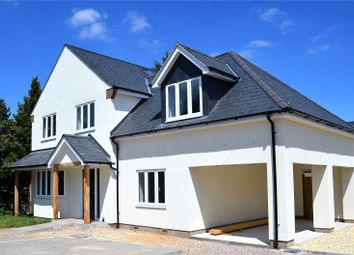 Thumbnail 4 bed detached house for sale in St Ives Close, Theale, Reading
