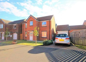 Thumbnail 4 bed detached house for sale in Kingsdale Close, Stanley