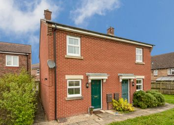Thumbnail 2 bed semi-detached house for sale in Holt Close, Singleton, Ashford