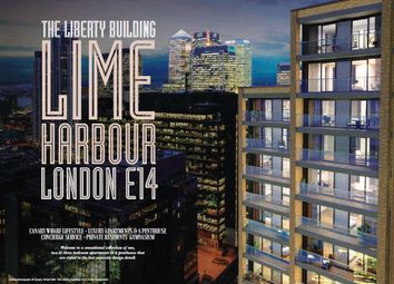 Thumbnail 7 bed flat for sale in The Liberty Building, 7 Limeharbour, Canary Wharf