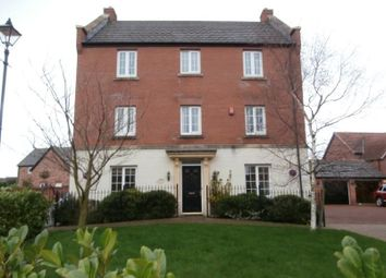 Thumbnail 6 bed detached house to rent in Regency Park, Widnes