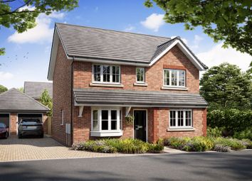 Thumbnail 4 bed detached house for sale in Forge Close, Bursledon, Southampton