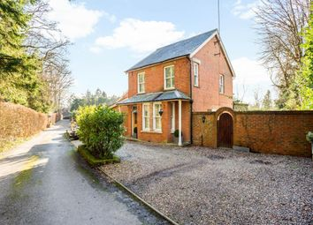 Thumbnail 3 bed detached house for sale in Shrubbs Hill Lane, Ascot