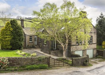 Thumbnail 5 bed detached house for sale in Hainworth, Keighley
