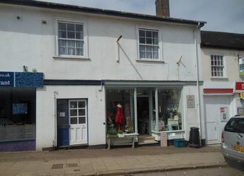 Thumbnail 2 bed flat to rent in High Street, North Tawton