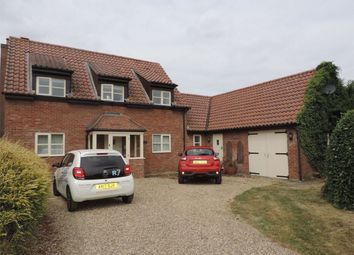 Thumbnail 4 bed detached house to rent in Parkers Place, Hanthorpe, Bourne, Lincolnshire