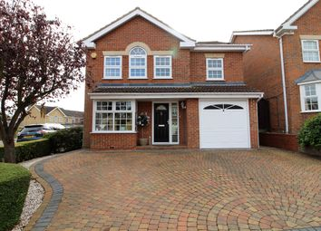 Thumbnail 4 bed detached house for sale in Cattlins Close, Goffs Oak