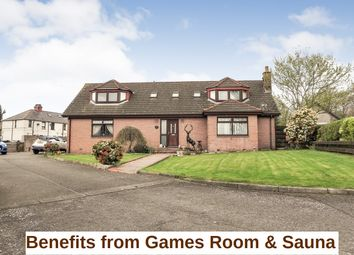 Thumbnail 4 bed detached house for sale in 2 Langlands Court, Ecclefechan, Dumfries & Galloway