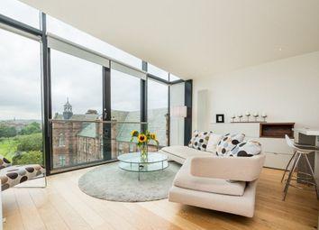 Thumbnail 2 bed flat to rent in Simpson Loan, Edinburgh