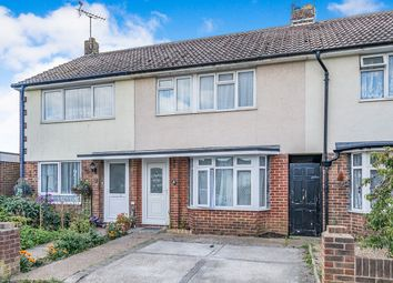 Thumbnail 3 bed terraced house to rent in West Way, Wick, Littlehampton