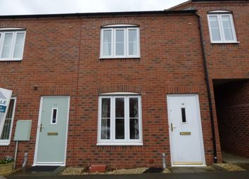Thumbnail 2 bed terraced house to rent in Winter Gardens Way, Banbury