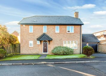 Thumbnail 4 bed detached house for sale in Pirton Close, Sandridge, St.Albans