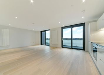 Thumbnail 2 bed flat for sale in Summerston House, Royal Wharf, London