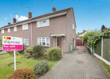 Thumbnail 2 bed semi-detached house for sale in Dunclent Crescent, Kidderminster