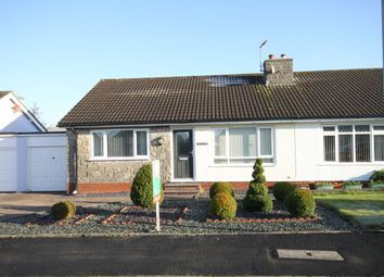Thumbnail 2 bedroom bungalow for sale in Y Groesffordd, Bryncrug