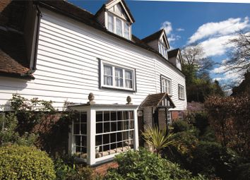 Thumbnail 4 bed semi-detached house for sale in High Street, Brenchley, Tonbridge, Kent