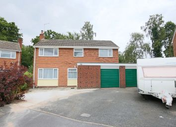 Thumbnail 4 bed detached house for sale in Woodlands Grove, Higher Heath, Whitchurch