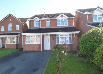 Thumbnail 3 bedroom detached house for sale in Trecastle Grove, Longton, Stoke-On-Trent